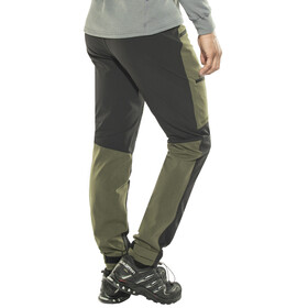 Haglöfs M's Rugged Flex Pants Deep Woods/True Black